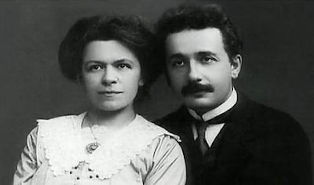The Tragic Destiny of Mileva Marić Einstein