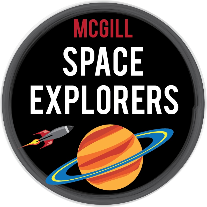 Logo of McGill Space Explorers program