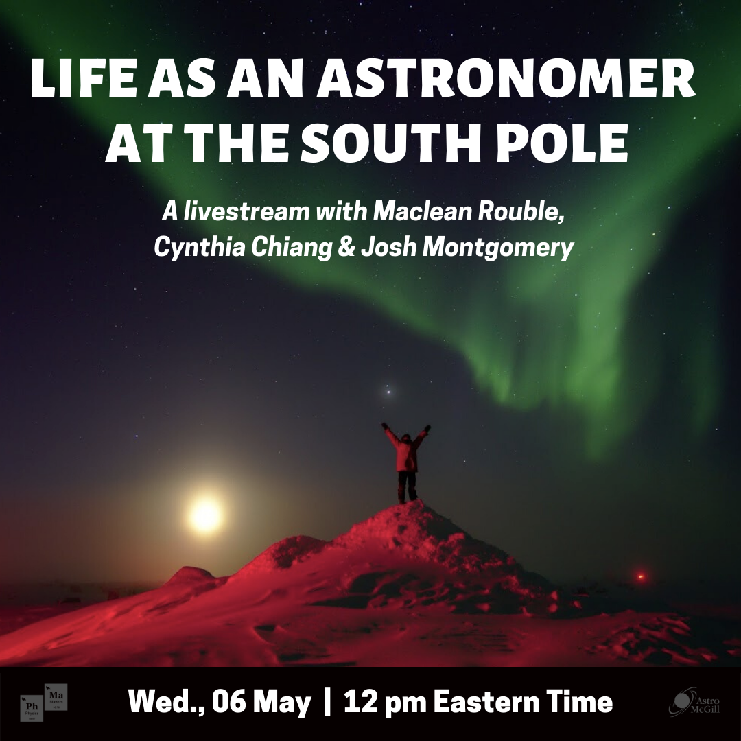 Life as an Astronomer at the South Pole