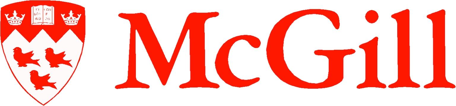 Image result for mcgill university logo